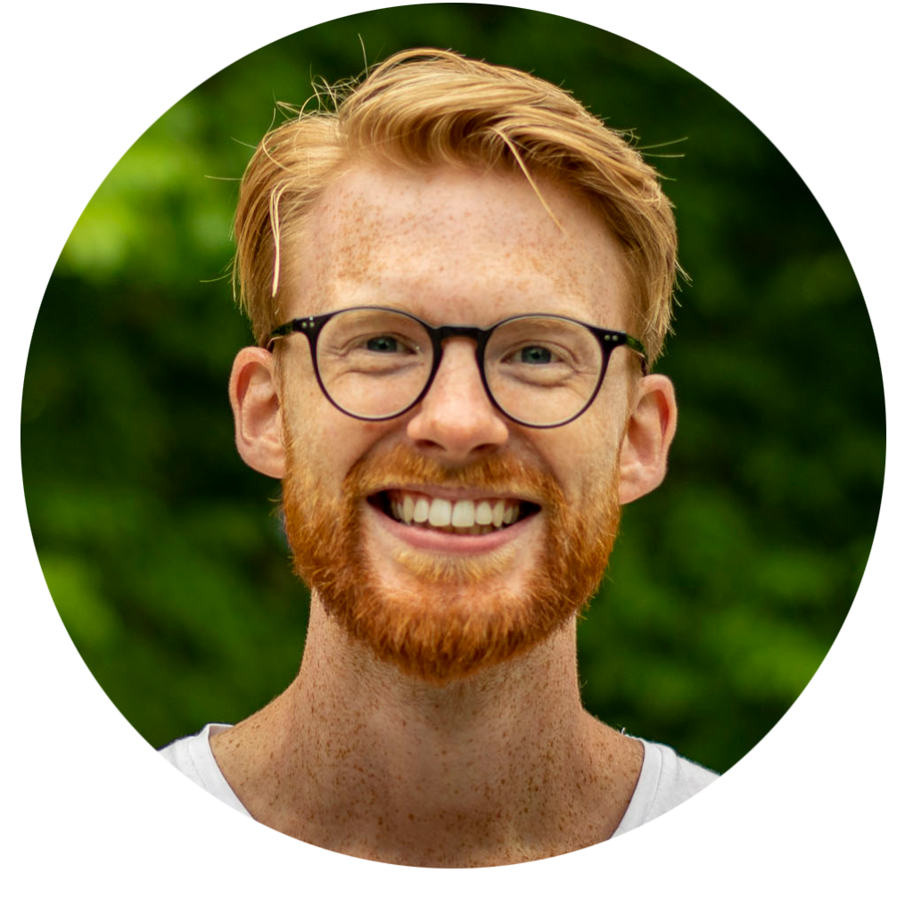 Mikael Sjölin, ansvarig för foto, video och hemsidor på Fix-It.